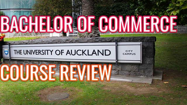 UOA First Year Commerce Review – Part 1 BUS101
