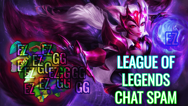 Spam League of Legends Chat No Macro!