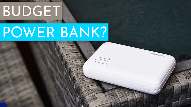 Is a budget powerbank any good?