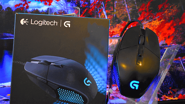 Logitech G303 Daedalus Apex Review – The Best of the  Mid Tier