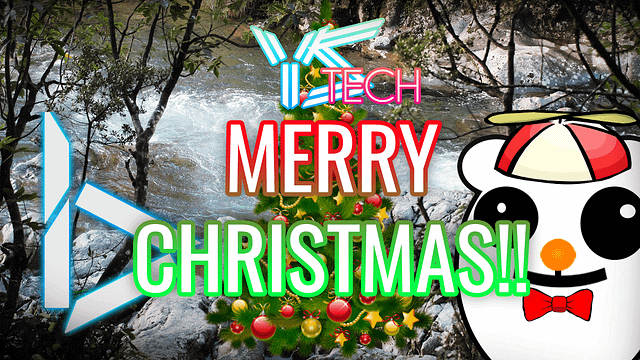 MERRY CHRISTMAS! :D -YS From YSTech.org
