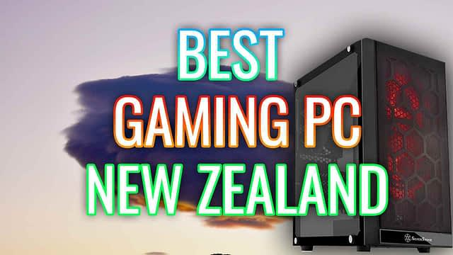 Best Gaming PC September New Zealand