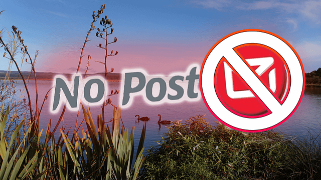 Why I stopped using New Zealand Post