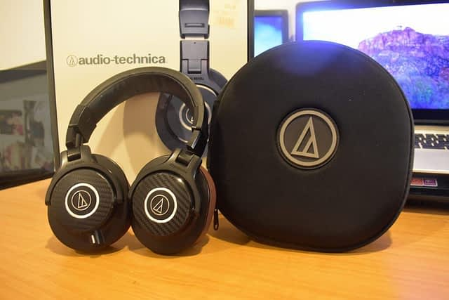 AUDIO TECHNICA M40X (ATH-M40X) REVIEW – THE SMALLER THEY ARE, THE BIGGER THEY PUNCH.