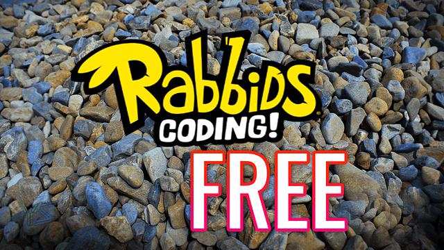 RABBIDS CODING FREE – Ubisoft Free Games Giveaway
