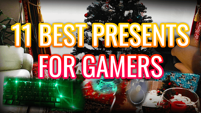 11 Christmas Stocking Stuffers/Present Ideas For Gamers or Teenagers