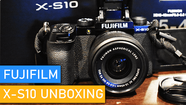 Fujifilm X-S10 Unboxing, Samples and First Impressions
