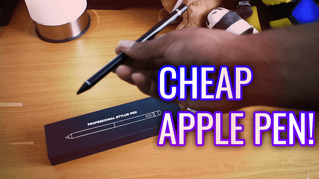 Cheap Apple Pen Unboxing and Review